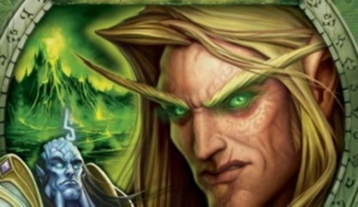 Fotografie z filmu World of Warcraft