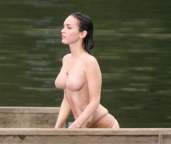 nahá Megan Fox