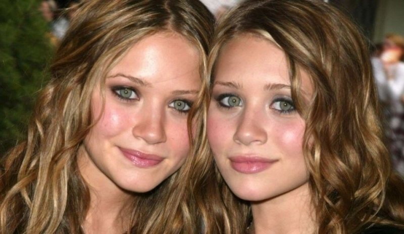 Sestry Mary-Kate a Ashley Olsenovy